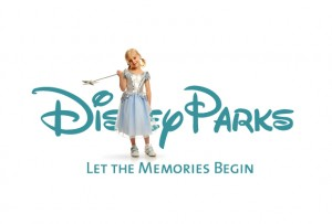 Disney Parks - Let the Memories Begin