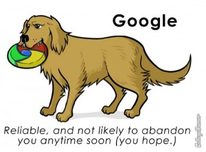 Google, dog, pet