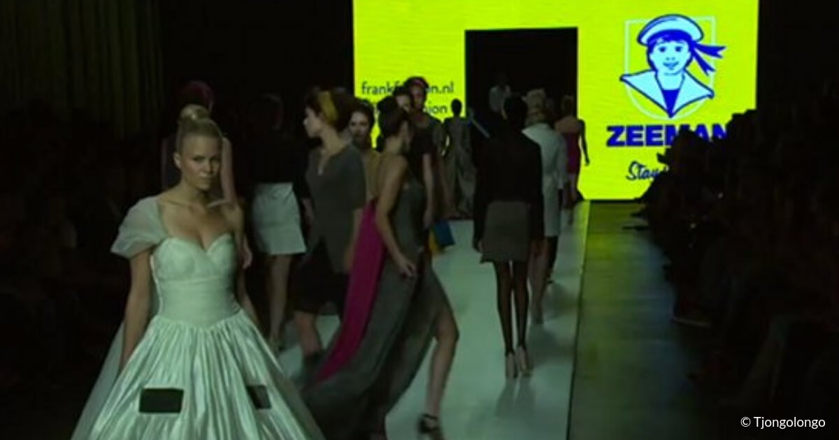 zeeman fashion show
